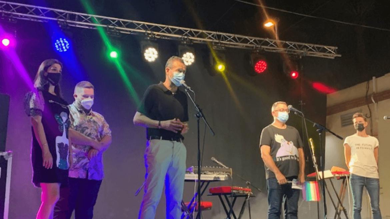 L'Escorxador alberga la edición 2021 del Festival Diversa con un pregón reivindicativo a favor de los derechos del colectivo LGTBI+