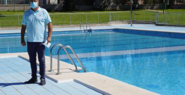 La temporada de banys en les piscines públiques descobertes del municipi comença dissabte que ve, 26 de juny
