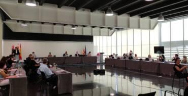 El Ple aprova per unanimitat la modificació estructural del Pla General per a l'ampliació del Parc Empresarial