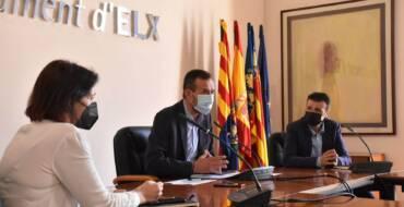 El alcalde convoca al Consejo Social para analizar el informe de la UMHE sobre la ubicación del Palacio de Congresos
