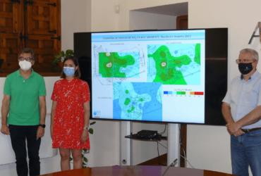 Las emisiones contaminantes en Elche se reducen hasta un 50% como consecuencia de las restricciones sanitarias y las políticas de movilidad