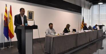 Representants de les pedanies i dels consells sectorials d'Elx porten les seues reivindicacions a la segona sessió del Debat de l'Estat del Municipi