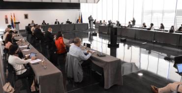 Primera sessió del Debat de l'Estat del Municipi: l'alcalde reclama a l'oposició unitat i diàleg per a contribuir a la reconstrucció social i econòmica de la ciutat després de la pandèmia