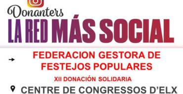La Marató de Donació de Sang prevista per a aquest dimarts al Centre de Congressos es posposa a aquest dijous, 10 de juny
