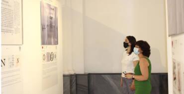 """Inaugurada l'exposició """"Història versus Stories"""" organitzada per l'Arxiu Municipal d'Elx"""