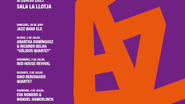Comienza Elx Jazz Festival en la Llotja con una nueva propuesta de la Banda Sinfónica de Elche