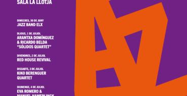 Comença Elx Jazz Festival a La Llotja amb una nova proposta de la Banda Simfònica d'Elx