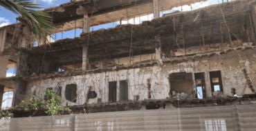 L'enderrocament de l'antic hotel dels Arenals del Sol començarà abans que acabe aquest mes de juny