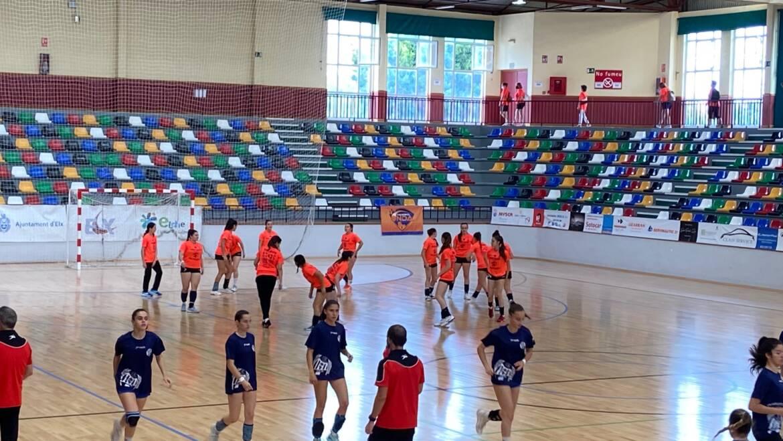 Fase Final del Campionat d'Espanya d'Handbol Cadet Femení