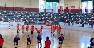 Fase Final del Campeonato de España de Balonmano Cadete Femenino