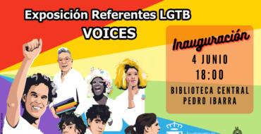 Exposición VOICES, referentes LGTB