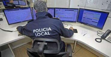 La Policia Local d'Elx deté un home després de ser sorprés per l'amo d'una casa en la qual intentava robar