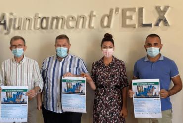 El Ayuntamiento de Elche organiza una semana de actividades para conmemorar el Día Mundial de los Refugiados