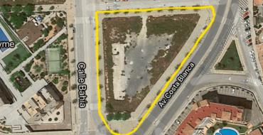 L'Ajuntament i la Generalitat trauen a subhasta una parcel·la als Arenals del Sol per al desenvolupament de sòl residencial i d'una superfície comercial