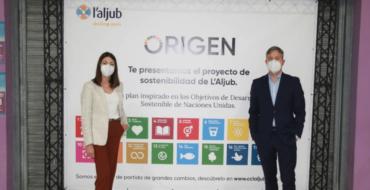 La regidora de Cooperació al Desenvolupament dona suport a una iniciativa de l'Aljub que impulsa accions sostenibles i mediambientals per a Elx