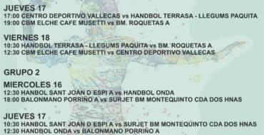 Campeonato de España de Balonmano Cadete Femenino