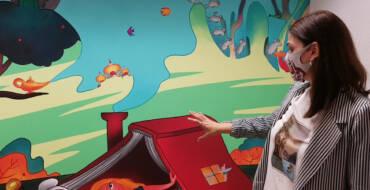 Cultura renueva la sala infantil de la Biblioteca Municipal Pedro Ibarra para darle un aspecto más juvenil y dinámico