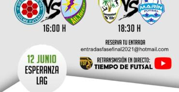 Fase Final de Ascenso a 1ª División de Fútbol Sala Femenino