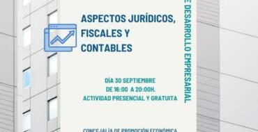 Aspectos Jurídicos, Físcales y Contables