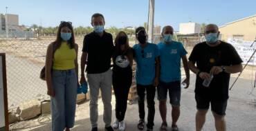 La Plataforma Ayuda a Personas Refugiadas en colaboración con el Ayuntamiento de Elche envía un contenedor de ayuda humanitaria a Siria