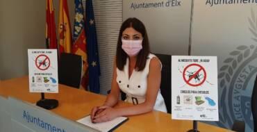 El Ayuntamiento planta cara al mosquito tigre y pide la colaboración ciudadana para evitar su propagación