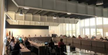 Una comisión técnica formada por Ayuntamiento, Diputación y UMHE concretará la viabilidad urbanística de las propuestas sobre la ubicación del Palacio de Congresos