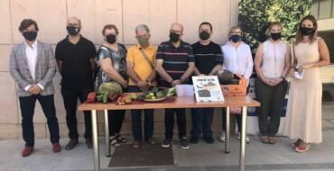 Veinticinco locales del casco urbano y pedanías acercan los productos de temporada del Camp d'Elx en las primeras jornadas gastronómicas de verano