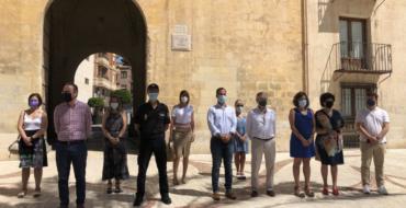 El Ayuntamiento de Elche muestra su repulsa contra la violencia machista