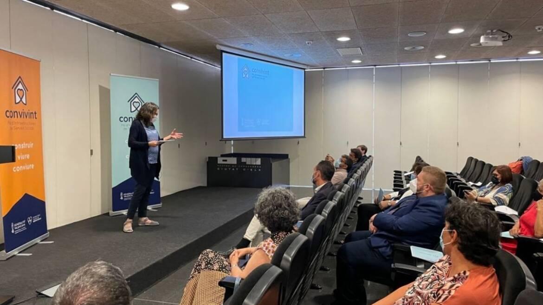 El pla Convivint crearà 1.700 noves places en centres públics a la província d'Alacant per a les persones més vulnerables
