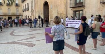 El Equipo de Gobierno respalda las reivindicaciones de los familiares de la residencia de mayores de Altabix