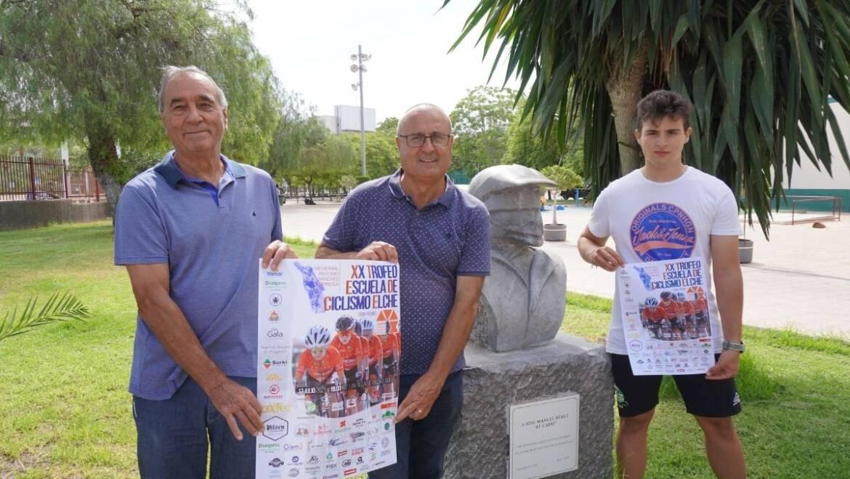 La Unió Ciclista Il·licitana reuneix les millors escoles en el Memorial Antonio Sánchez Espinosa