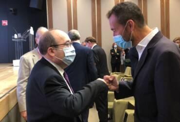 El alcalde de Elche y el nuevo ministro de Cultura se emplazan a una reunión en Madrid para impulsar la vuelta de la Dama