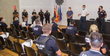 """Ramón Abad: """"Ha sido una semana tranquila gracias a la buena coordinación policial y el comportamiento responsable de la población"""""""