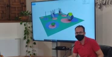 El Hort del Monjo contará a partir de septiembre con nuevos juegos infantiles que desarrollarán las habilidades motoras de los niños