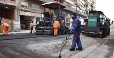 Cortes de calle por asfaltado del 30 de agosto al 3 de septiembre