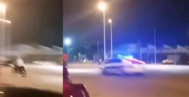 La Policía Local de Elche detiene a un joven de 17 años al darse a la fuga en una concentración de vehículos tuning