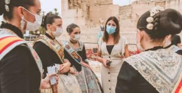 """Galiana: """"La colaboración entre el Ayuntamiento y los entes festeros ha hecho posible disfrutar estos días de un ambiente festivo pero seguro"""""""
