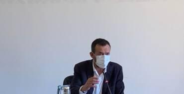 El alcalde asegura que la ubicación del Centro de Envejecimiento junto a IFA dará peso institucional al Sur de la Comunidad Valenciana