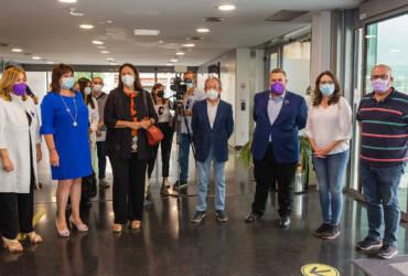 La inauguración del I Congreso Internacional de Violencia de Género Digital reúne en Elche a autoridades y expertos sobre una lacra que va en aumento