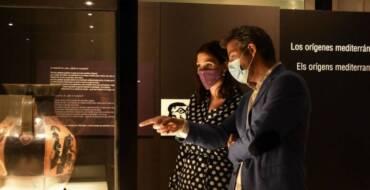 La Conselleria de Cultura concedeix per segon any consecutiu la màxima subvenció al MAHE per la millora de la seguretat, la museografia i la conservació del museu