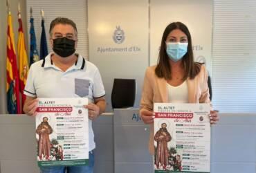Las fiestas de El Altet arrancan con actos y espectáculos adaptados a la actual situación por la pandemia del coronavirus