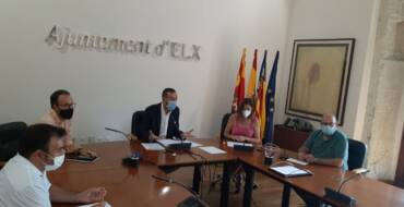 El Govern Municipal d'Elx arranca el nou curs polític carregat de nous projectes i obres en execució