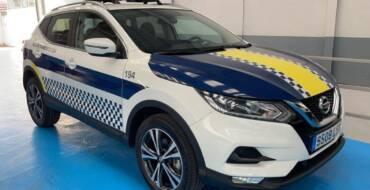 Nuevos vehículos para cubrir el incremento de plantilla de la Policía Local y mejorar el servicio en barrios y pedanías