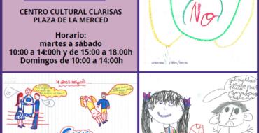 Exposición «Crecer con miedo: niños y niñas ante la violencia de género»