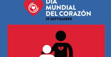 La concejalía de Sanidad impulsa una jornada gratuita de concienciación y promoción del cuidado de la salud cardiovascular para conmemorar el Día Mundial del Corazón