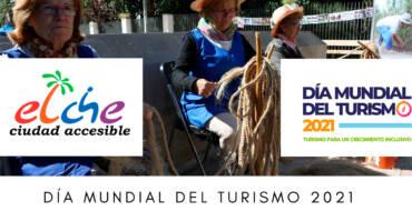 Elche conmemora el Día Mundial del Turismo con visitas guiadas, actividades que apuestan por la accesibilidad y descuentos especiales