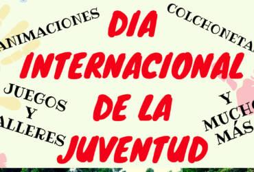 El Ayuntamiento de Elche y Cruz Roja organizan diversas actividades con motivo de la celebración del Día Internacional de la Juventud