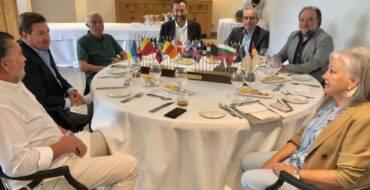 El alcalde inaugura el  curso de los rotarios en Elche y expone los grandes proyectos de transformación y modernización de la ciudad