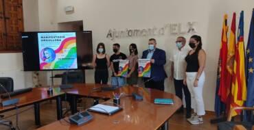 La Regidoria d'Igualtat impulsa una manifestació el dissabte a Elx per a visibilitzar els drets del col·lectiu LGTBI i transmetre el valor de la diversitat