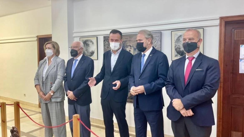 El rector de la UMHE y los presidentes de los colegios de Medicina y Enfermería forman la tripleta del Misteri 2021